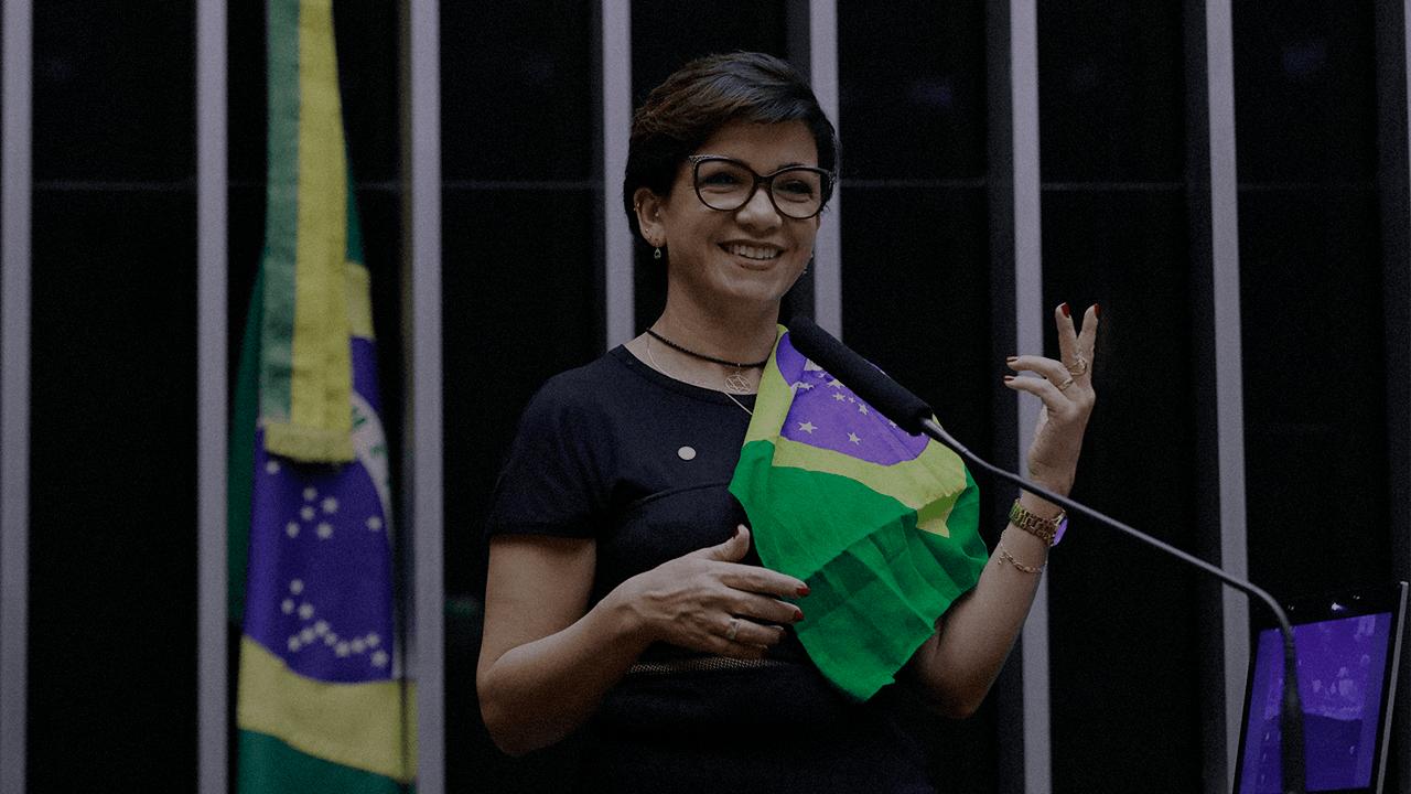 """Deputada Alê Silva sobre Plano Mansueto """"Foi totalmente deformado"""""""