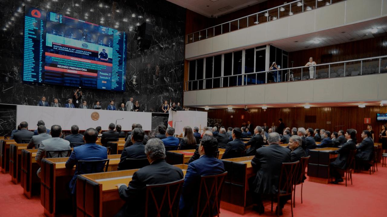 Verba de gabinete não utilizada poderá ser devolvida ao estado por Deputados Mineiros