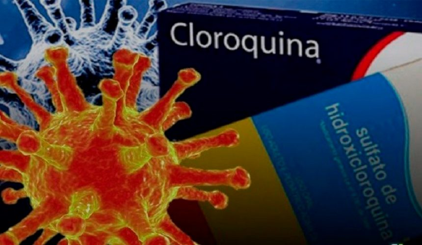 Luta contra o Coronavírus pode ter hidroxicloroquina, Azitromicina e zinco, formando o trio de ataque do time que combate à doença no Brasil