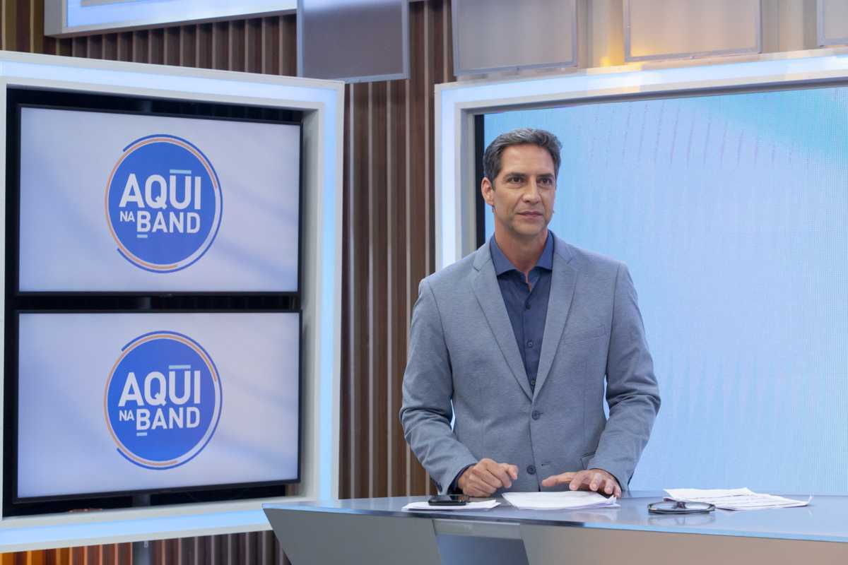 Luís Ernesto Lacombe pede demissão da Band