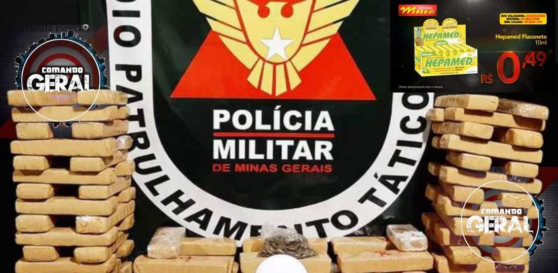 Minas lidera ranking nacional de apreensão de armas e é vice no de drogas