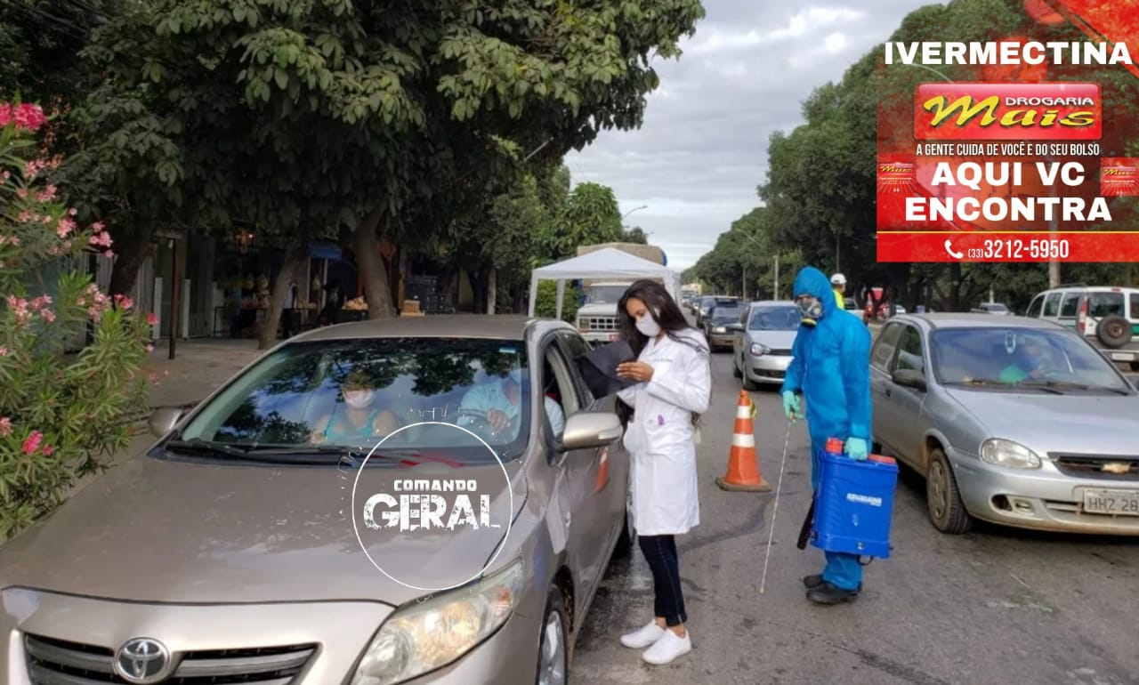 Governador Valadares registra mais duas mortes e chega a 47 óbitos; cidade dá início às barreiras sanitárias