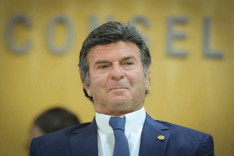 Luiz Fux é eleito novo presidente do STF