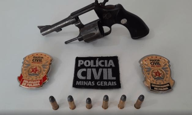 """PCMG deflagra operação """"Insidiis"""" no combate à pistolagem"""
