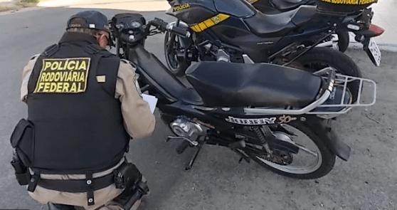 Peçanha: Polícia Civil prende suspeito de roubar motocicleta